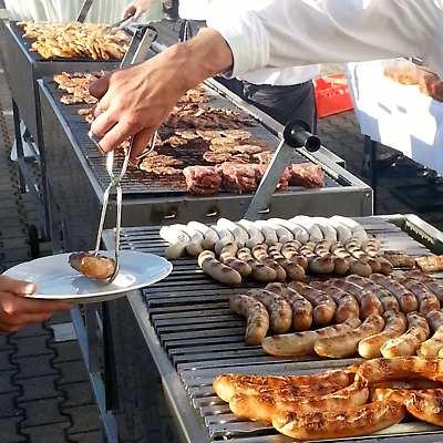 Grillbuffet BBQ Alte Tenne